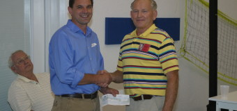 Class of 1963 makes donation