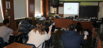 Student Response System added in HS science