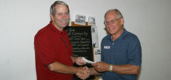 Class of '64 makes donation