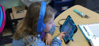 IPads for 2nd Grade