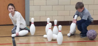 Bowling now in Physical Education