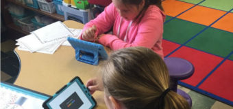 iPads added to 2nd Grade