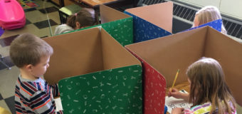 Staying Focused in Kindergarten