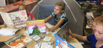 2nd Grade enjoys Books, Math & Elections