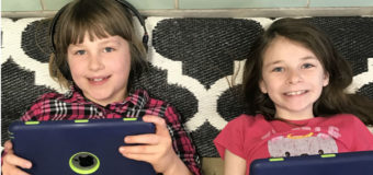 2nd Grade Receives iPads