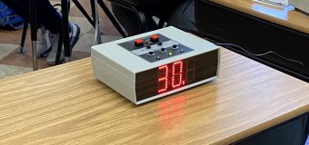 Time's Up for Scholastic Bowl